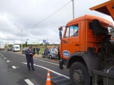 Штраф за перегруз грузового и легкового автомобиля в 2019 году