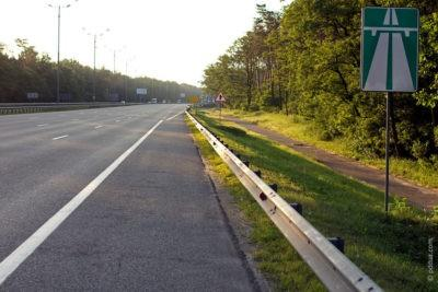 Znak 5 1 1 06210531 400x267 - Штраф за остановку на автомагистрали