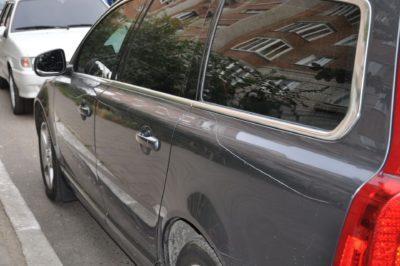Страховой случай по каско царапины на автомобиле