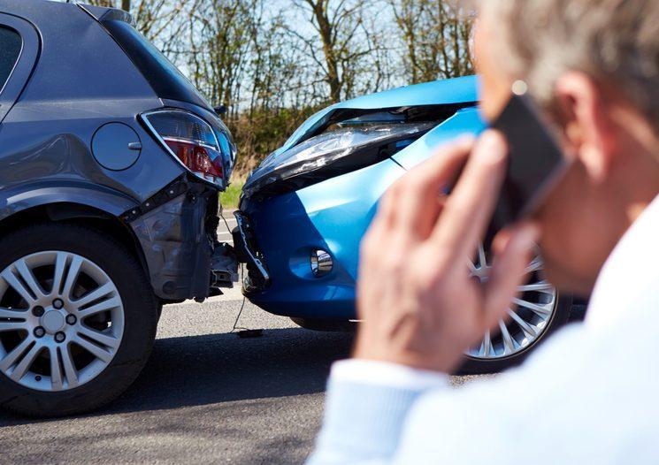 авария без страховки у виновного