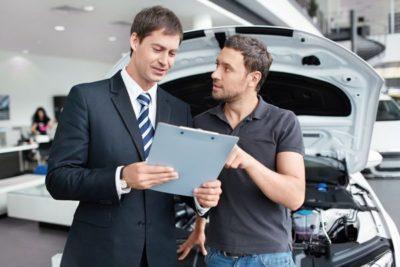 Расторжение договора купли продажи автомобиля