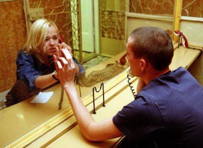 Короткое свидание в тюрьме как проходит